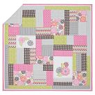 Bright Blossoms Quilt, Twin