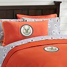 NBA 2014 Milwaukee Bucks Duvet Cover, Full/Queen, Orange