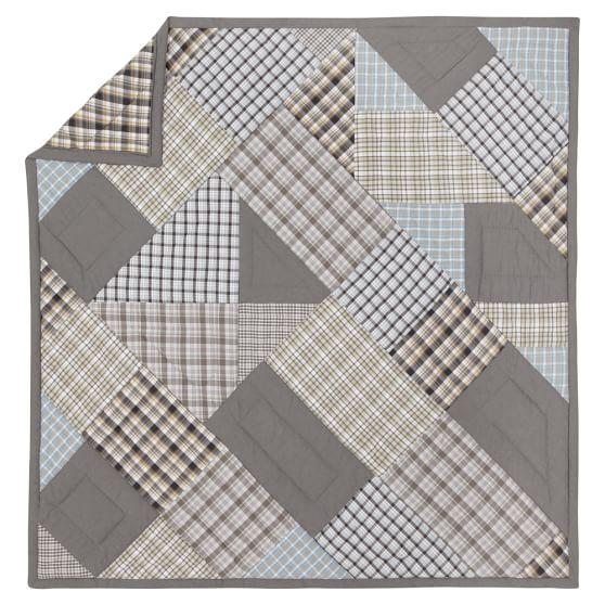 Williamsport Patchwork Quilt, Full/Queen, Multi