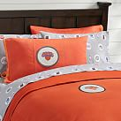 NBA 2014 New York Knicks Duvet Cover, Full/Queen, Orange
