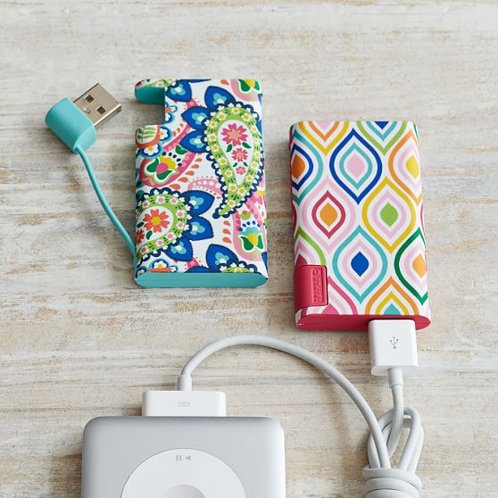 iBoost Univeral Battery, Multi Paisley