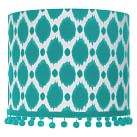 Ikat Dot Shade, Pool