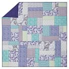 Delilah Quilt, Twin, Multi