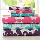Flower Chain Sheet Set, Twin/Twin XL, Pool