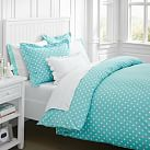 Dottie Duvet Cover, Twin, Pool