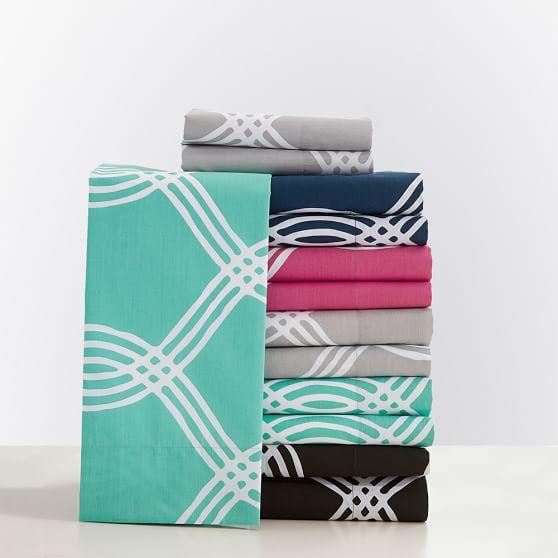 Infinity Stripe Sheet Set
