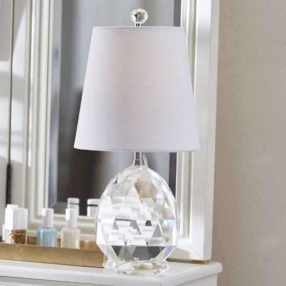 Amelia Crystal Table Lamp
