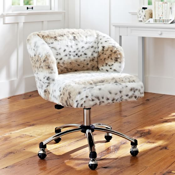 Snow Leopard Faux Fur Wingback Chair PBteen : snow leopard faux fur wingback chair c from www.pbteen.com size 558 x 558 jpeg 47kB