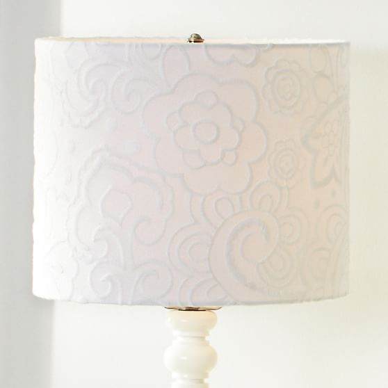 Paisley Embroidered Shade Pbteen