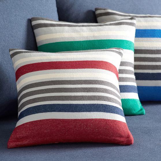 Wyatt Stripe Pillow Cover