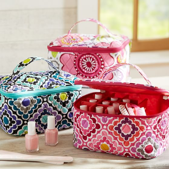 Quilted Nail Polish Case Pbteen