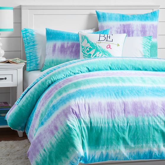 Reef Tie Dye Duvet Cover Sham Cool Pbteen