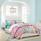 Keala Floral Surf Quilt, Twin