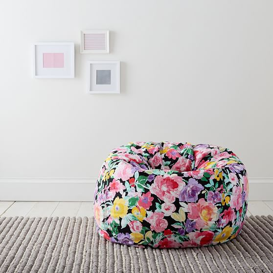 MayBaby Fresh Cut Floral Beanbag