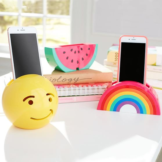 fun Emoji Iphone speakers