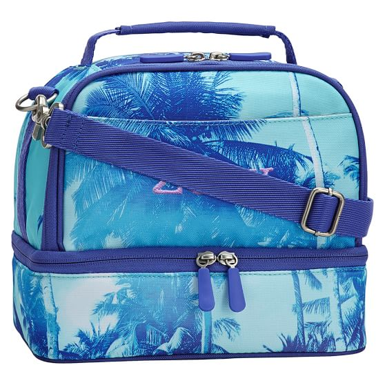Gear-Up Palms Dual Compartment Lunch Bag