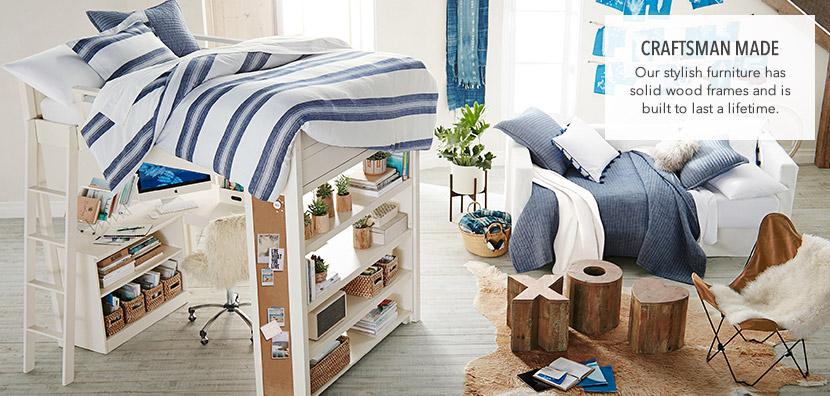 New Sleep and Study Loft Bed