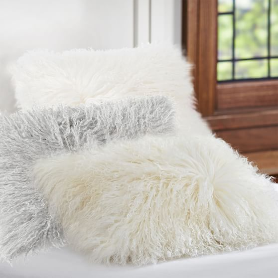Shop for fur pillow covers online at Target. Free shipping on purchases over $35 and save 5% every day with your Target REDcard.