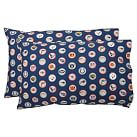NFL Extra Pillowcases, Set of Two, AFC