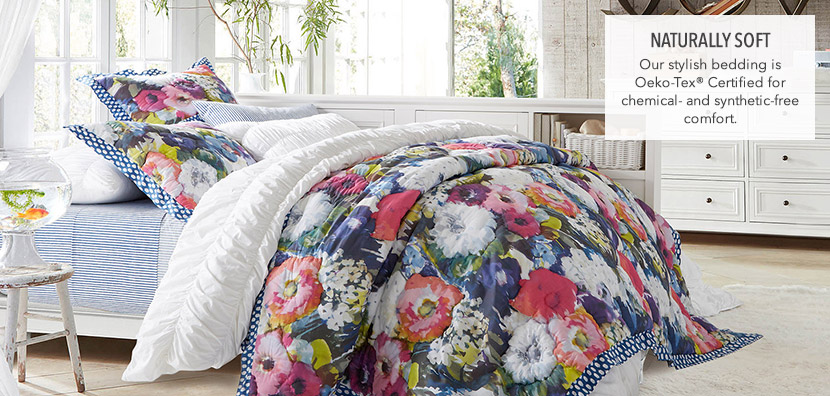 Secret Garden Bedding