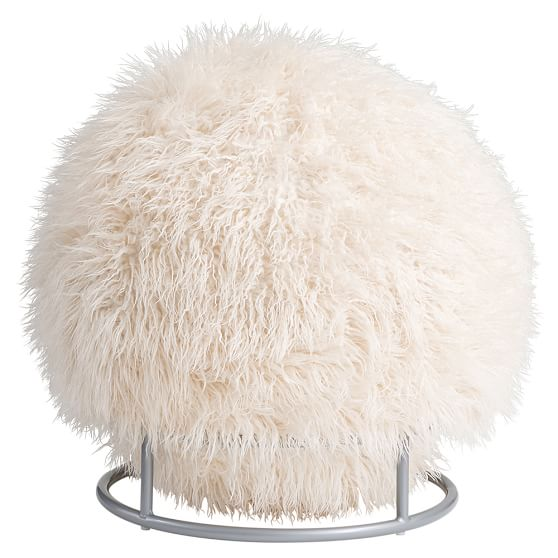 Fur Rockin Roller Desk Chairs Pbteen