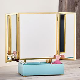 View All Beauty Storage Pbteen
