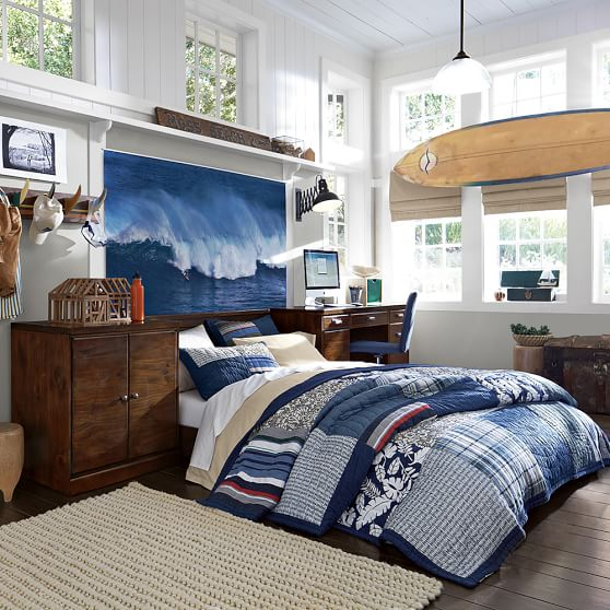 Paramount Bed Desk Set Pbteen
