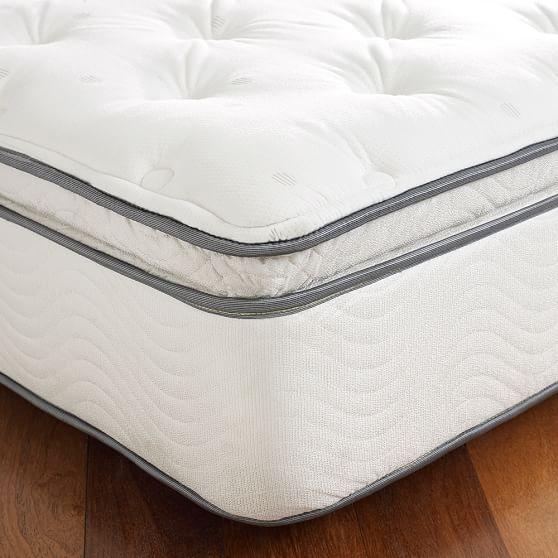 Simmons PBteen Plush Pillow Top Mattress