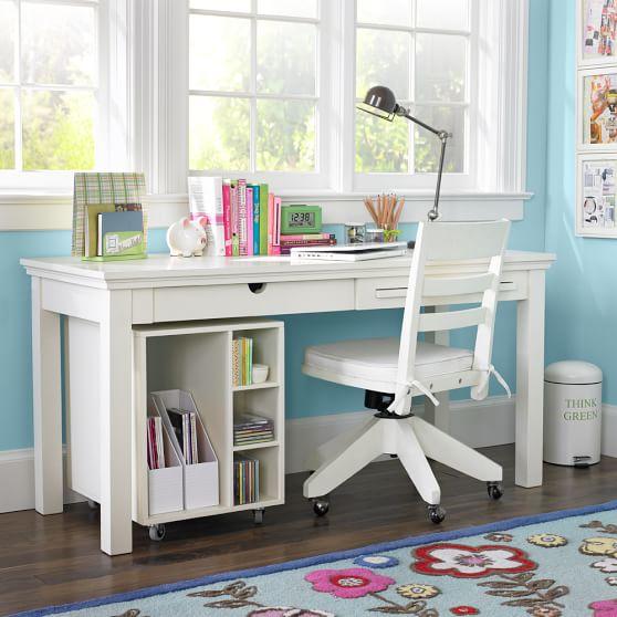 Stuff Your Stuff Desk Pbteen