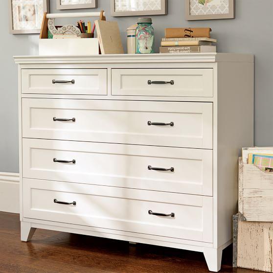 Hampton drawer dresser pbteen