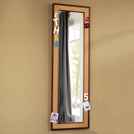 Cork Framed Mirror Pbteen