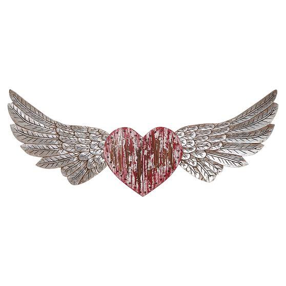 Junk Gypsy Heart With Wings Pbteen