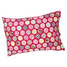 Ruched Sleeping Bag Pillowcase, Standard, Dot Warm