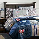 NFL Patchwork Quilt, Twin, NFC