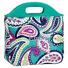 Gear-Up Ceramic Pool Paisley Tote Lunch