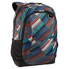 Ketchum Backpack, Mavericks Stripe Black