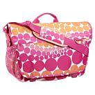 Gear Up Messenger Bag, Ombre Dot Pink