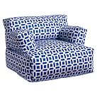 Eco Lounger, Single, Peyton Navy