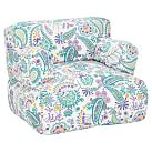 Terra Paisley Cool Eco Lounger, Double Personalized