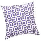 Peyton Floral Sham, Euro, Purple