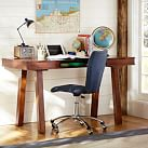 Customize It Project Desk Top + Simple Legs, Tuscan