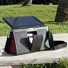 Solar-Powered Speakers