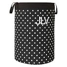 Dottie Contain-It Laundry Bin, Black Dottie