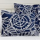 Morgan Floral, Standard Sham, Royal Navy