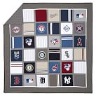 MLB Patchwork Quilt, Twin, American League