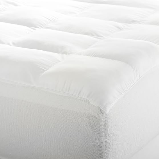 Memory Fiber Mattress Pad, Queen