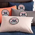 NBA 2014:Washington Wizards Pillowcase, Stone