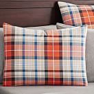 Field House Standard Sham, Orange