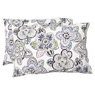 Austen Medallion Extra Pillowcases, Set of 2, Cool