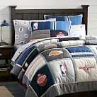 NBA Patchwork Quilt,Twin, Western Conference